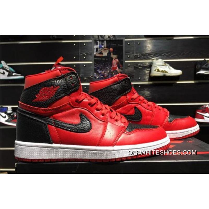 """watch beauty good service Air Jordan 1 Mid """"Reverse Banned"""" New Style"""