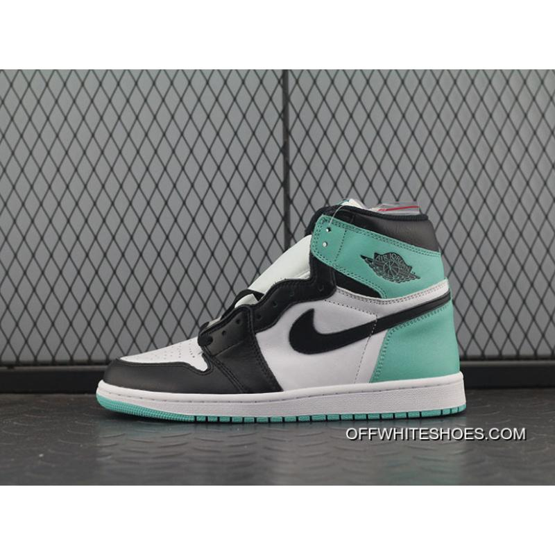 New Year Deals AJ1 Mint Green Air Jordan 1 Retro High OG NRG AJ1 Mint Green  ... 1b084f401