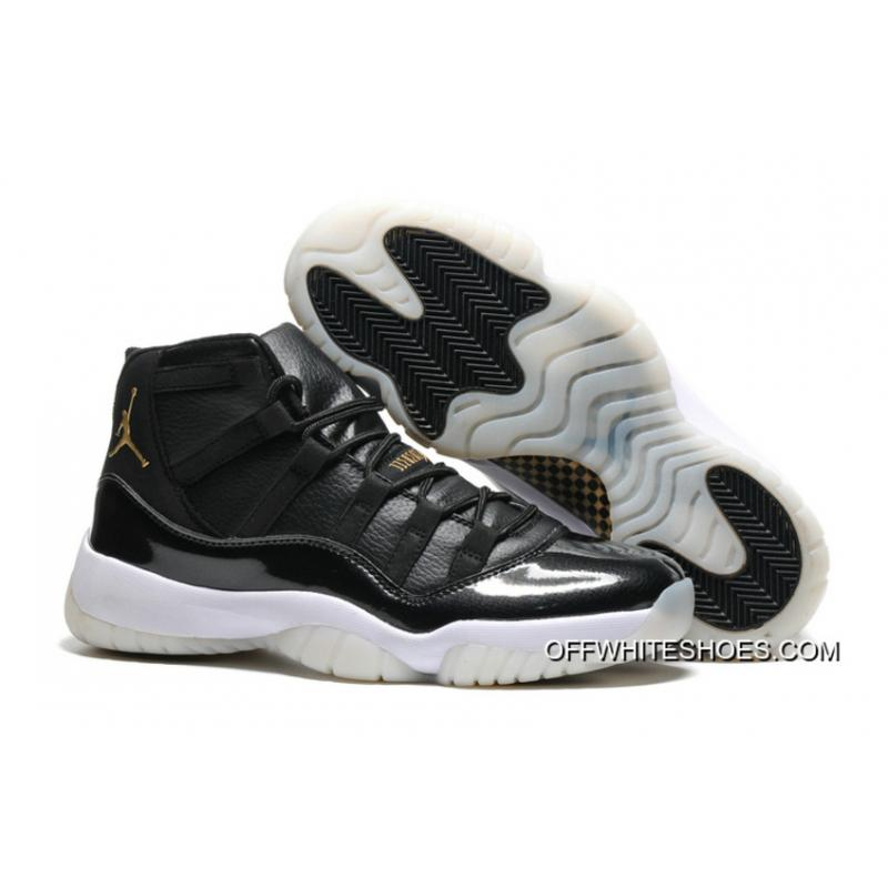 factory price 93a99 cce0c ... spain air jordan 11 black gold ray allen off white for sale c9aa7 e7585
