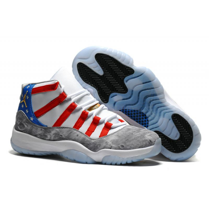 "8cf74d3aa19 Air Jordan 11 ""Moon Landing"" Top Deals ..."