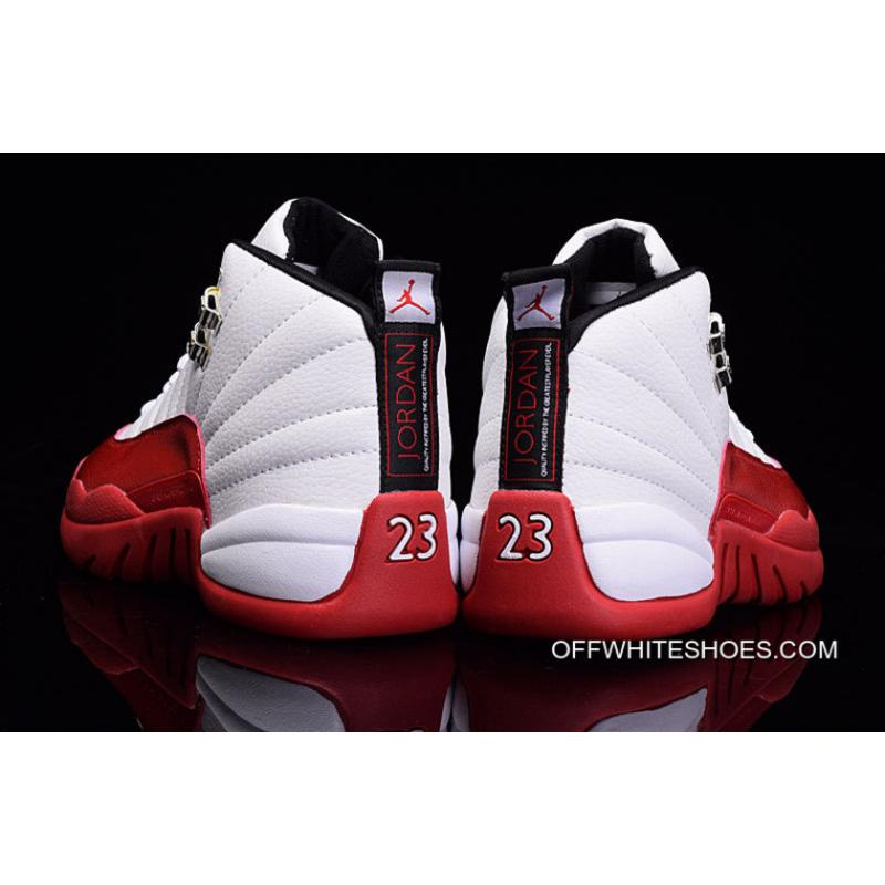purchase cheap be68a c95b8 best price air jordan 12 cherry white varsity red black for sale c0bef 2f966
