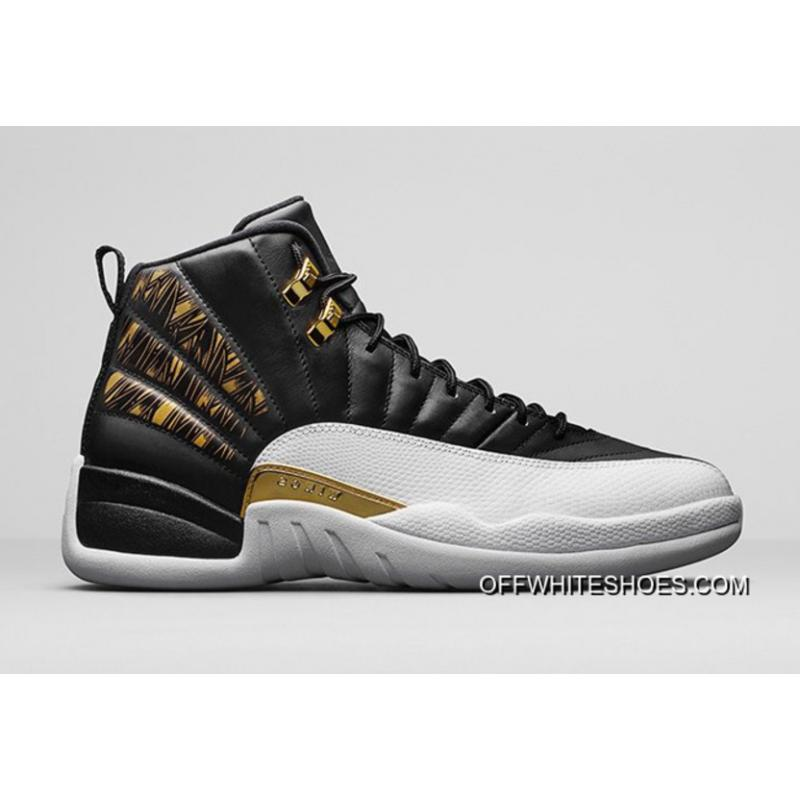 "cheap for discount 7291d 62acf Air Jordan 12 ""Gold Wings"" 2018 Free Shipping"