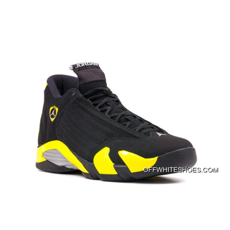 Outlet New Air Jordan 14 Retro \u201cThunder\u201d ...