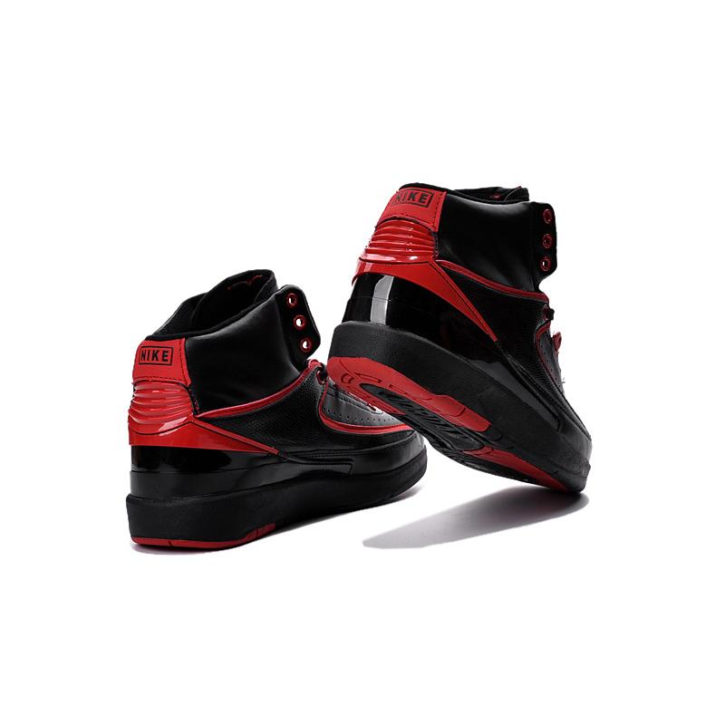 "free shipping a95bf ba6bd Off-White Online Air Jordan 2 ""Alternate '87"" Black/Red"