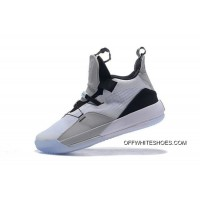 Top Deals Air Jordan 33 XXXIII White/Grey-Black