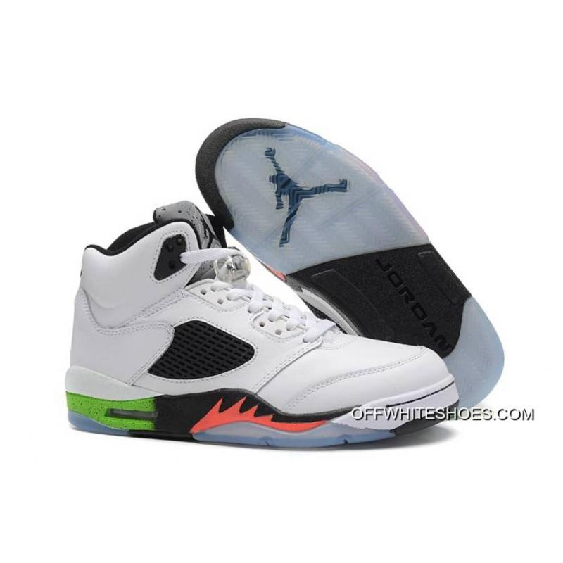 "big sale fefb9 6d819 Off-White Best Air Jordan 5 ""Gradient"" Space Jam Infrared 23 Light ..."