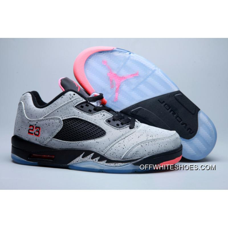 "For Sale Air Jordan 5 Low ""Neymar"" Reflect Silver Infrared 23-Black ... 2c771ad21"