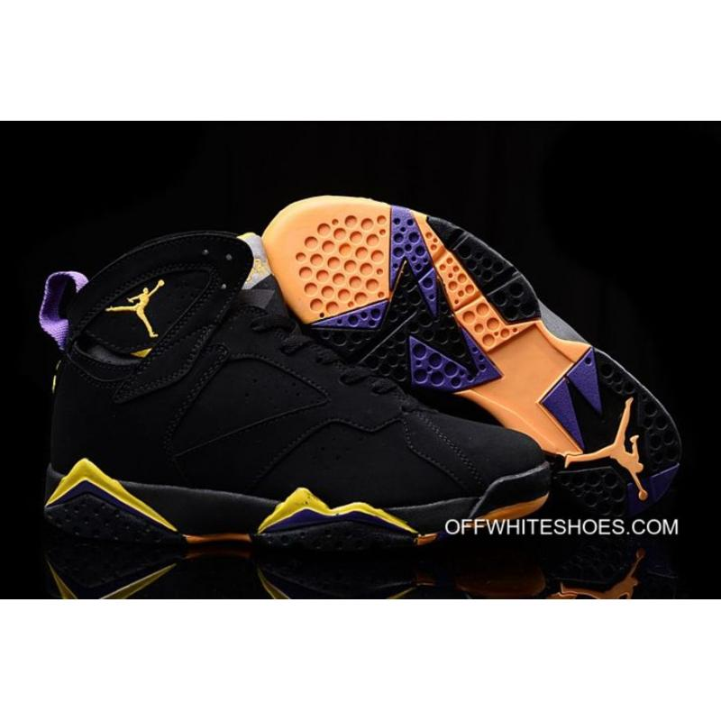 "12eb9db2df2a Online Air Jordan 7 Kobe Bryant ""Lakers Away"" PE ..."