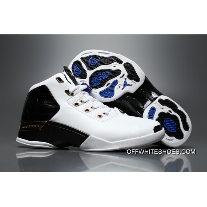 "577f3c7f2776 Latest Air Jordan 17+ ""Copper"" White Metallic Copper Coin-Black- ..."