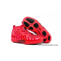 """f6f0f34e9529 Discount Girls Nike Air Foamposite Pro GS """"Gym Red"""""""