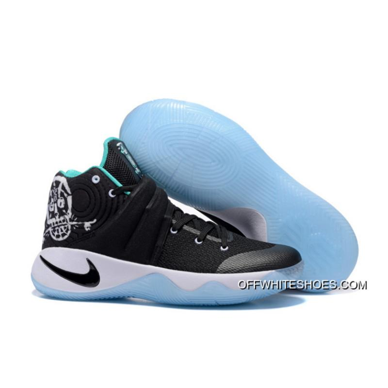 """bf4b4faf6bb4 Girls Nike Kyrie 2 """"Court Deck"""" New Style ..."""