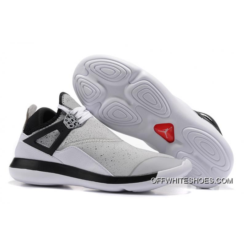 "new concept 96672 958d5 Top Deals New Jordan Fly  89 AJ4 ""White Cement"" ..."
