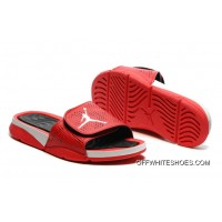 dc9a916ce Jordan Hydro 5 Retro Red White Black Free Shipping