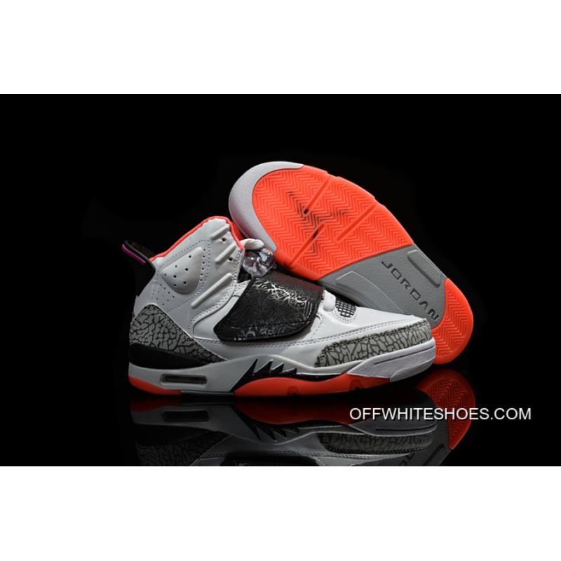 """quality design 9375a 01bb5 New Jordan Son Of Mars Low """"Hot Lava"""" Off-White Free Shipping ..."""