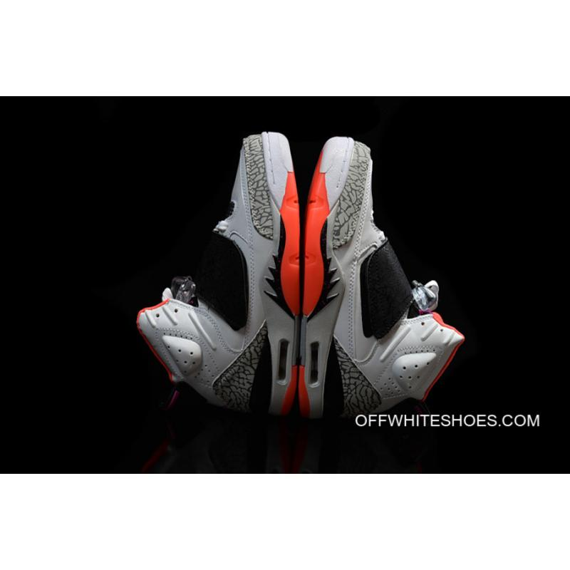 "9dd5e20afc2 New Jordan Son Of Mars Low ""Hot Lava"" Off-White Free Shipping, Price ..."