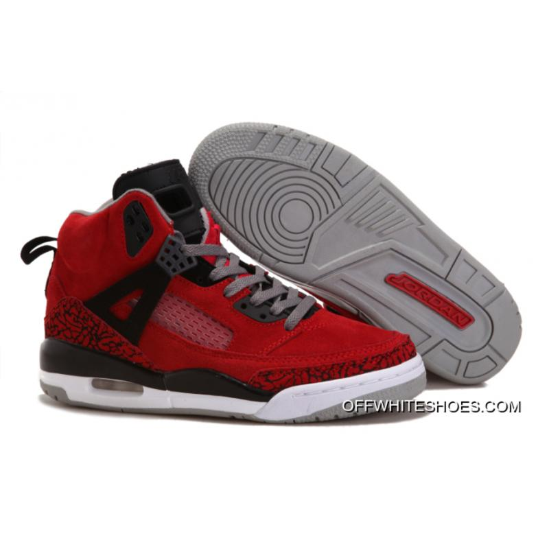 "New Jordan Spizike ""Gym Red"" Latest ... bc9be42ef"