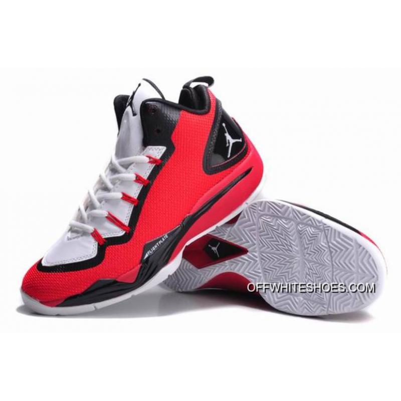 """quality design 170fb 98c8b ... New Jordan Super.Fly 2 PO """"Clippers Red"""" New Style ..."""