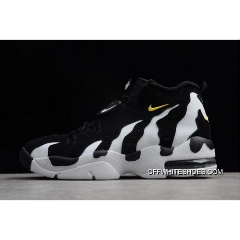 71d2ade9f65486 Nike Air DT Max  96 Black Varsity Maize-White 316408-003 For Sale ...