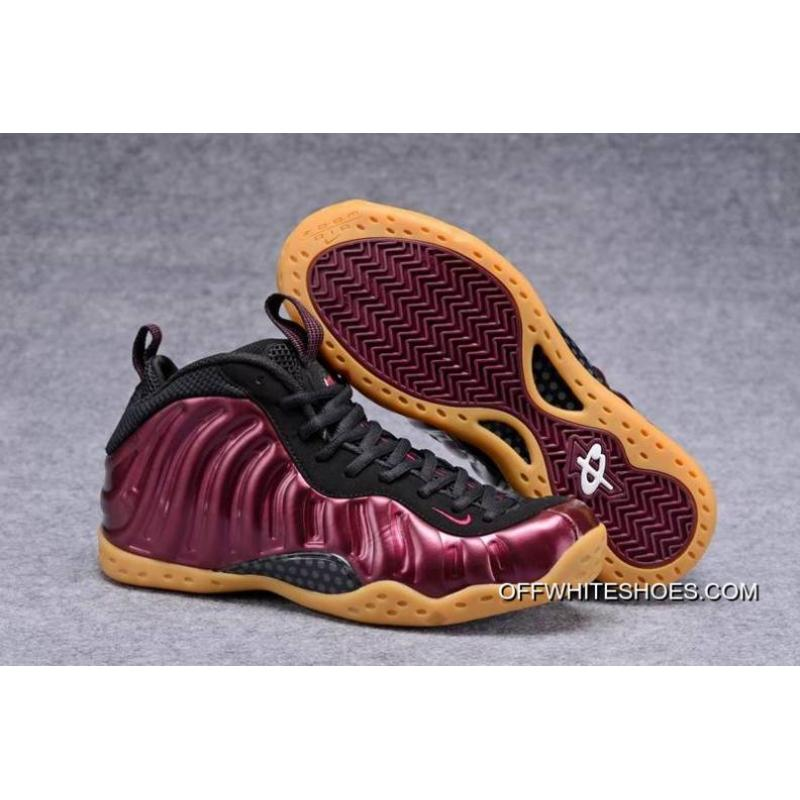 finest selection 4a7f1 0484e ... coupon code for nike air foamposite one maroon new style ffed5 b82c4