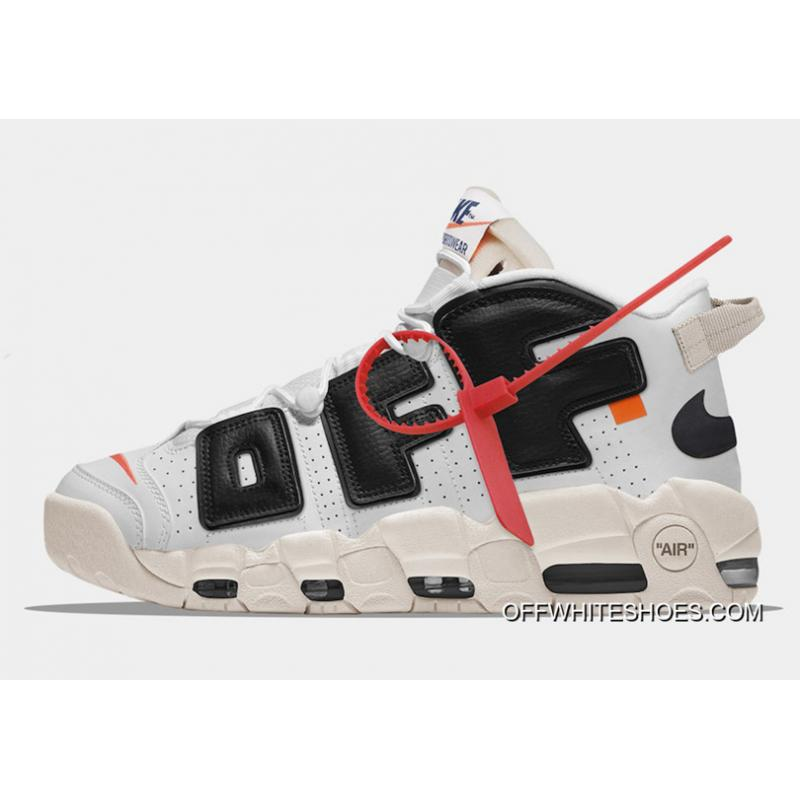 info for b7de2 f0375 Off-White X Nike Air More Uptempo New Release ...