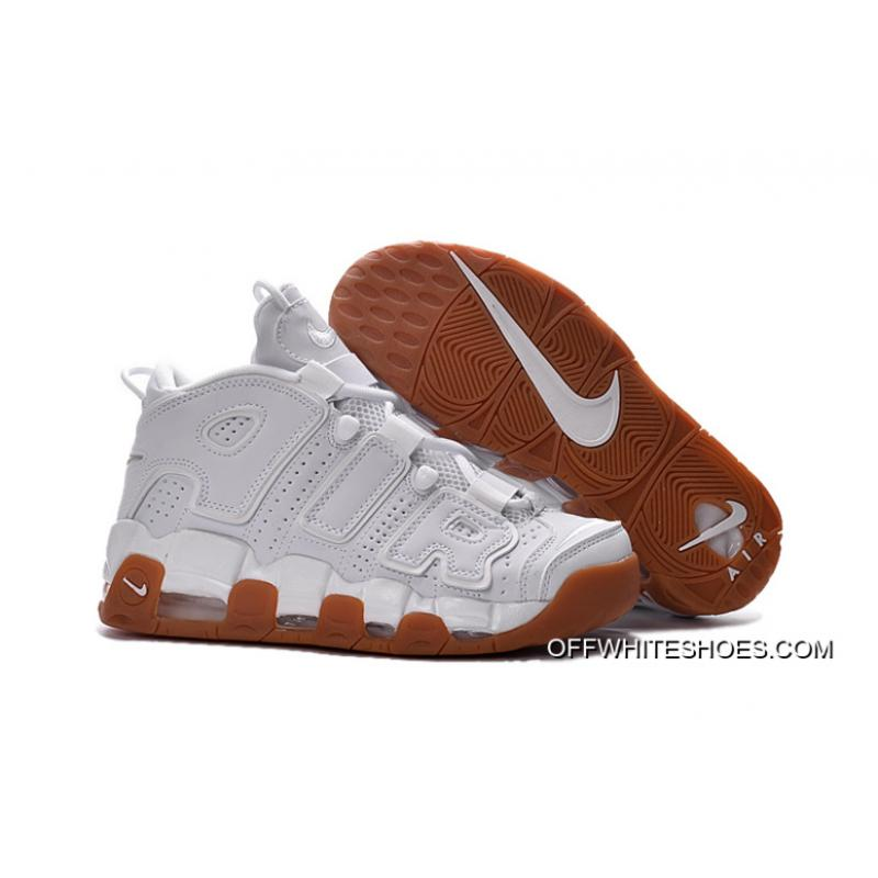 "aa6d4eb71f Nike Air More Uptempo ""White Gum"" New Style, Price: $87.70 - OFF ..."