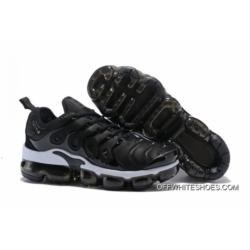 c0e59a9be9b New Year Deals Nike Air VaporMax Plus Black White ...