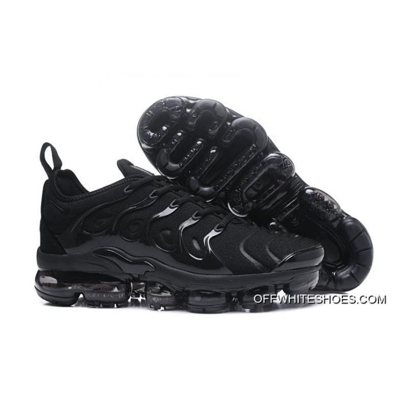 "the latest 43216 b4fd3 Nike Air VaporMax Plus ""Triple Black"" For Sale"