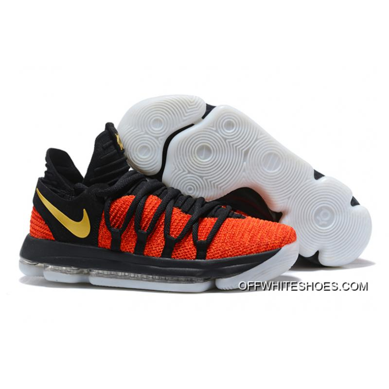 9a327d7a682 ... discount new year deals nike kd 10 black orange gold 57263 592f6