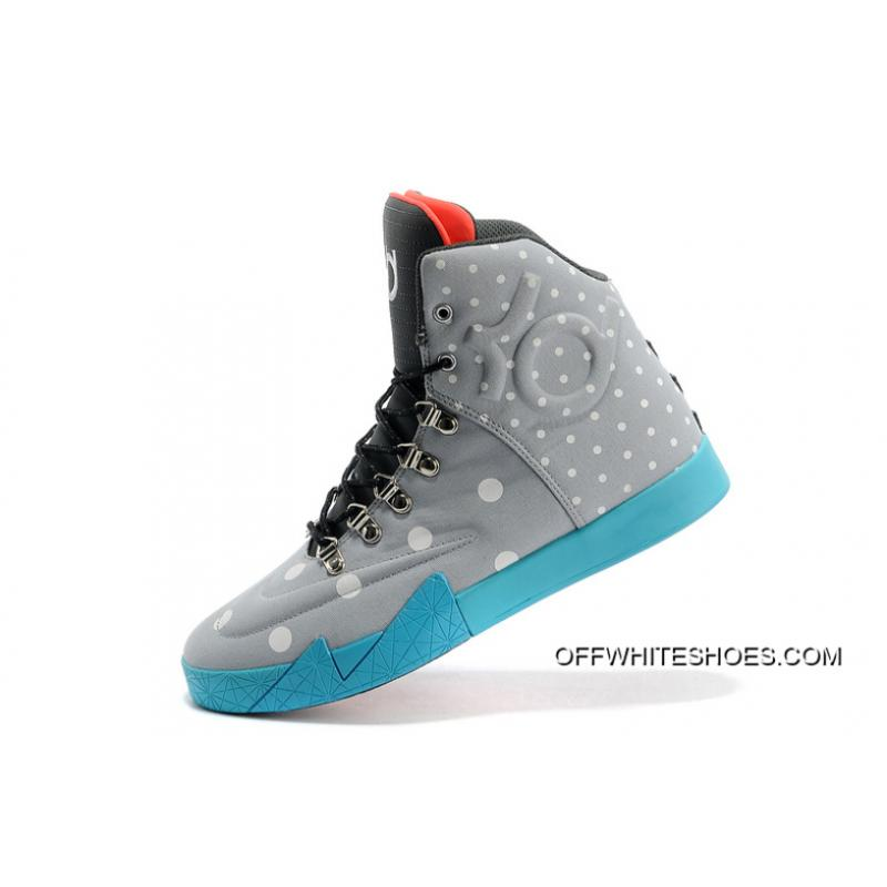 """07a6614a9843 Nike KD 6 NSW Lifestyle """"Birthday"""" Light Grey Anthracite-White Best ..."""