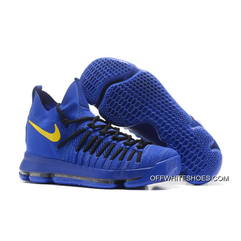 new products dce9f 4ab97 Best Nike Zoom KD 9 Elite Royal Blue/Yellow