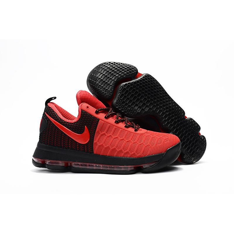 the best attitude 5923e 7e924 Nike KD 9 Red Black Basketball Shoes Online ...