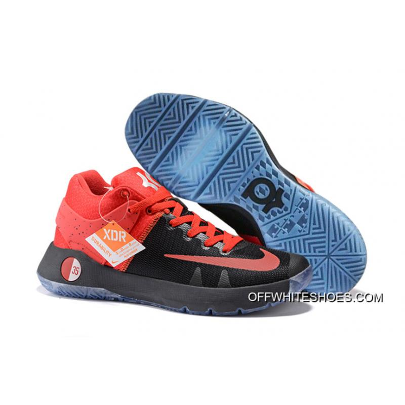 "... Nike KD Trey 5 IV ""Team"" Black Red For Sale . 652263d51"