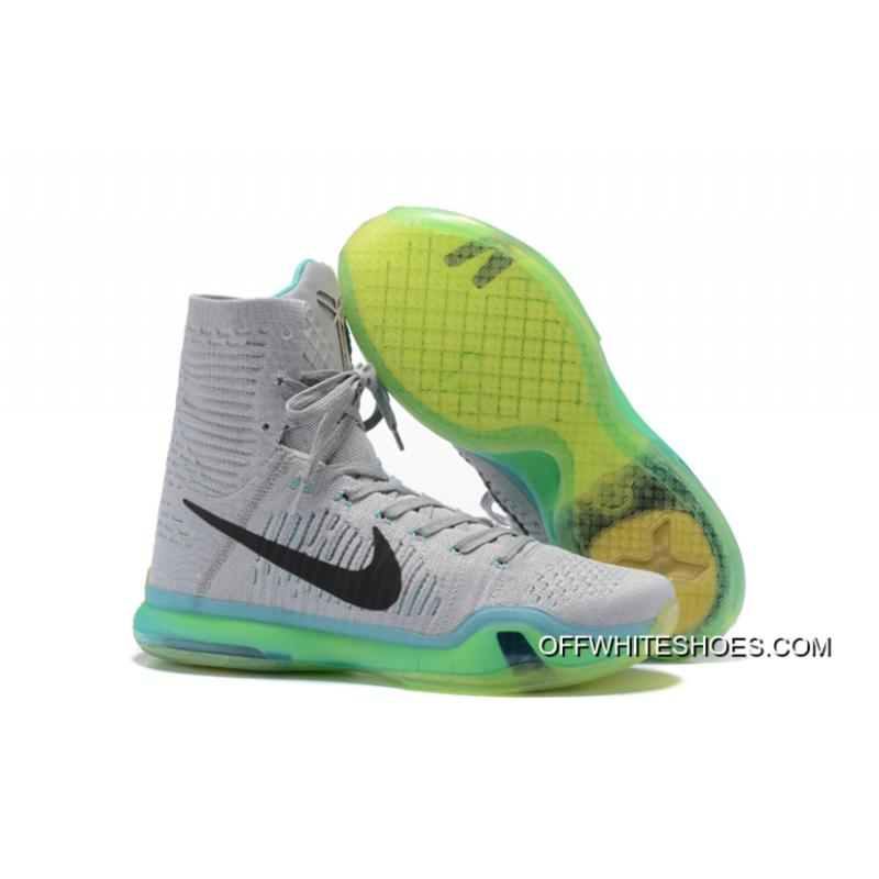 "detailed look 4c18d 3f1e0 Latest Nike Kobe 10 Elite High ""Elevate"" ..."