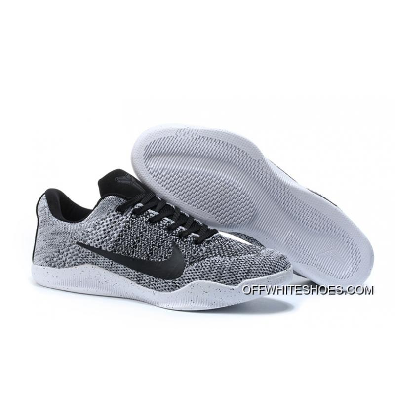 "efdb45c969b4 Discount Nike Kobe 11 Elite Low ""Oreo"" ..."