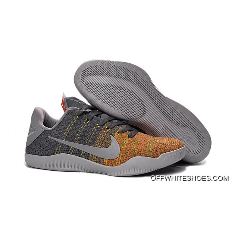 "d4f1aa044810 Copuon Kobe 11 Elite Low ""Cool Grey"" ..."
