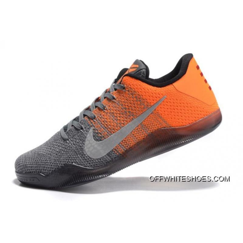 51b9141ee56c ... uk nike kobe 11 elite low easter grey orange for sale 6aaf5 47d78