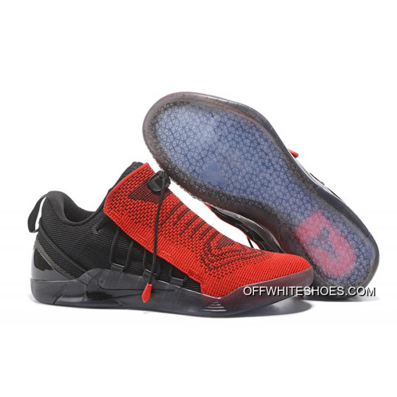 low priced f0121 7f196 Nike Kobe A.D. NXT University Red Black Discount ...