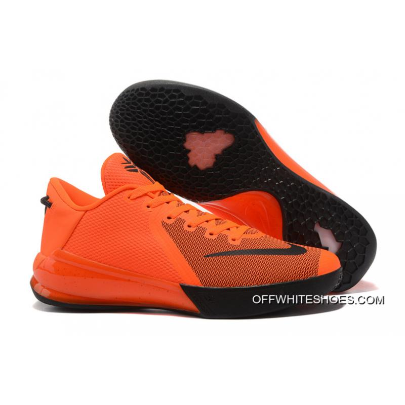 af67a8c8a6f9 Outlet Nike Kobe Venomenon 6 EP Orange Black ...