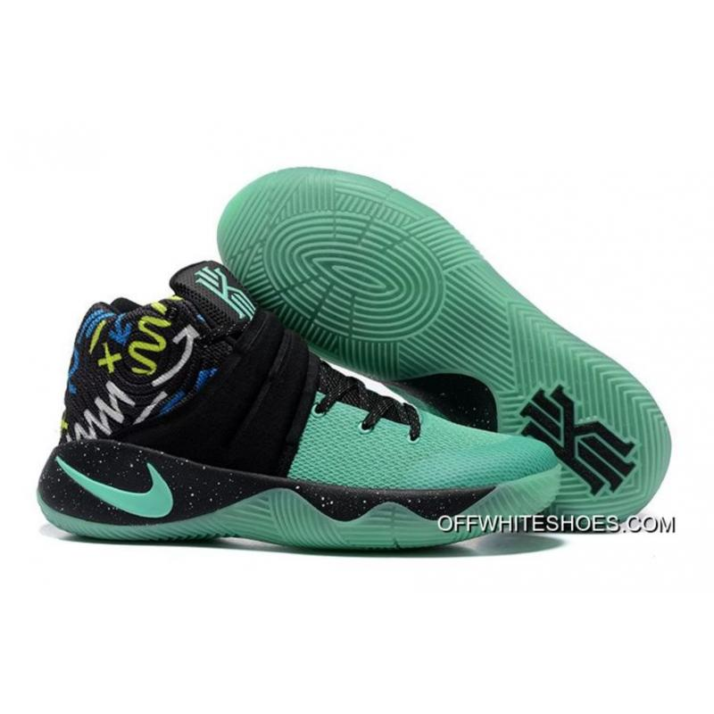 san francisco 01a80 e0fb8 ... Jordans- Air Jordan - )KjFUs2Pc 1 BlackNeon Green Shoes Latest Nike  Kyrie 2 Mint GreenBlack Glow In The Dark Sole .