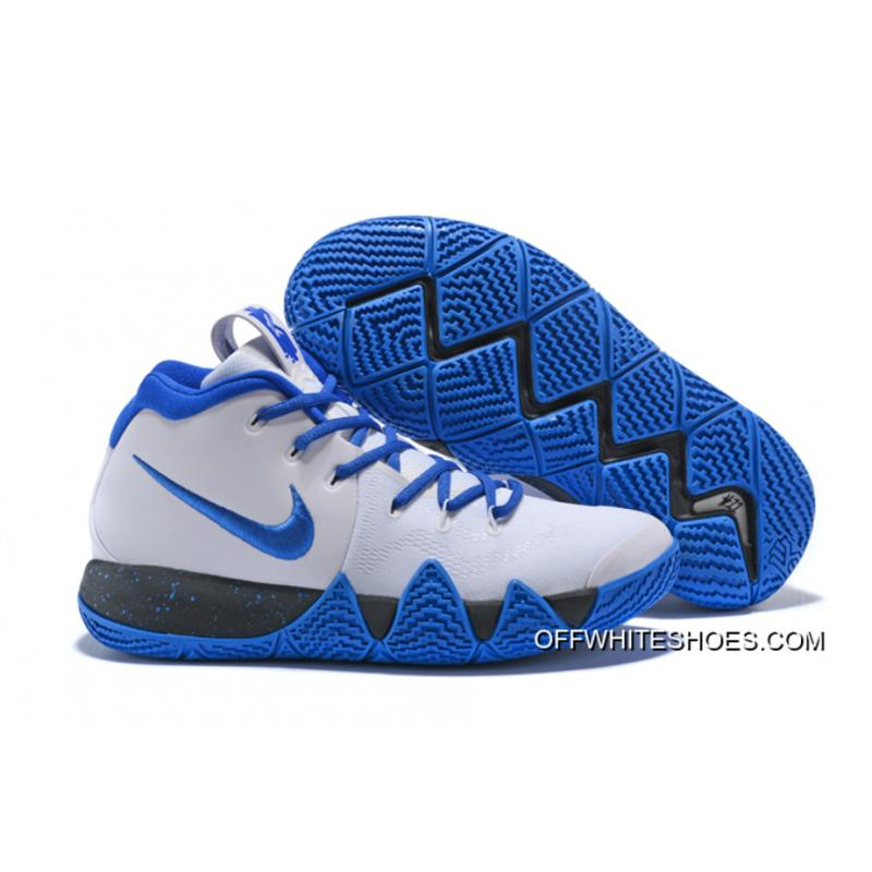 "sports shoes 47e14 0ba31 New Release Nike Kyrie 4 ""Duke Blue Devils"" PE, Price: $87.41 - OFF ..."
