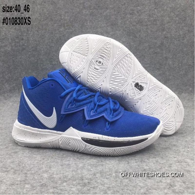 reputable site 20b1a 30fca Men Nike Kyrie 5 Basketball Shoes SKU 89564-463 Discount ...