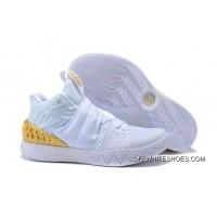 on sale 2cff0 06036 Nike Kyrie S1Hybrid White Gold New Year Deals