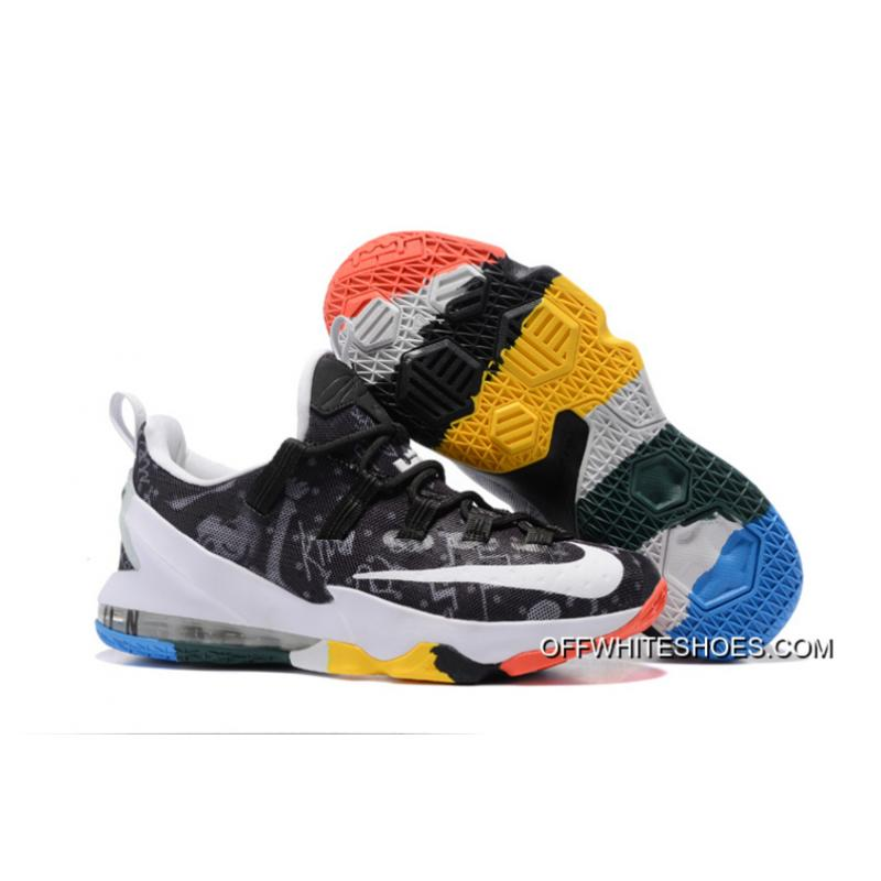 d62cdae8e286 ... 849783 999 5fbee ed4ad  shopping nike lebron 13 low lebron james family  foundation off white new release 7a326 367de