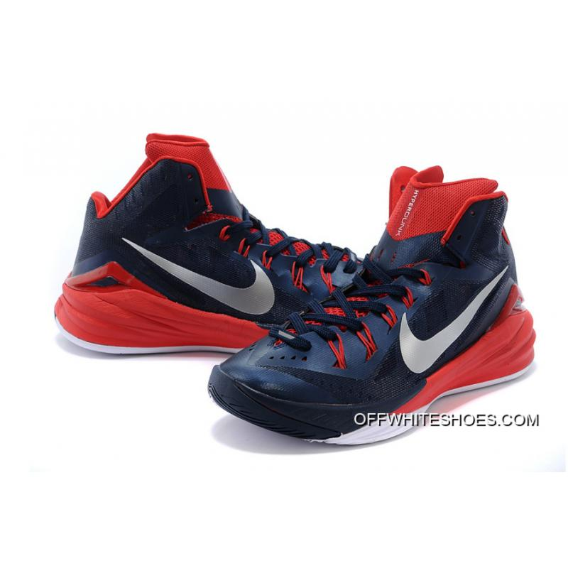 "info for 1b81a 1f24a ... Nike Hyperdunk 2014 ""USA Away"" Obsidian White-University Red New Year  Deals ..."
