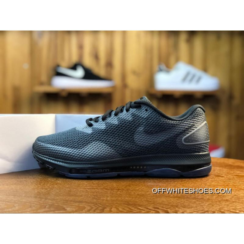 fb23cbc0d6a4 Nike Zoom All Out Low 2.0 Filaments Zoom Air Cushioning Running Shoes Size  AJ0035-004 ...
