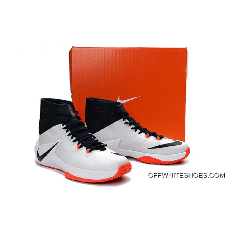 hot sales 212a2 54f84 ... For Sale Nike Zoom Clear Out White Obsidian Bright Crimson ...