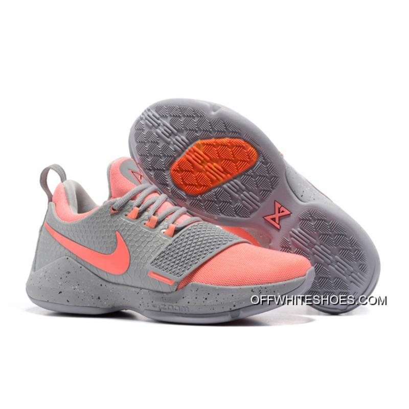 8728aacbbfd Nike Zoom PG 1 Grey Pink Off-White Best ...