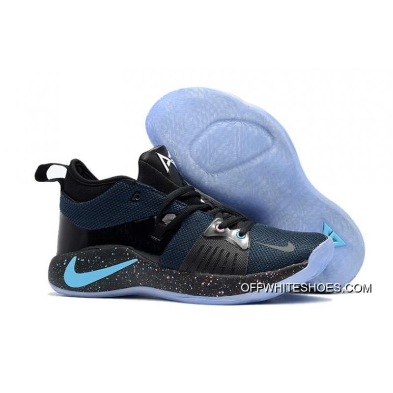 "70f1f0708c9 Super Deals Nike PG 2 ""Playstation"" Black Racer Blue ..."
