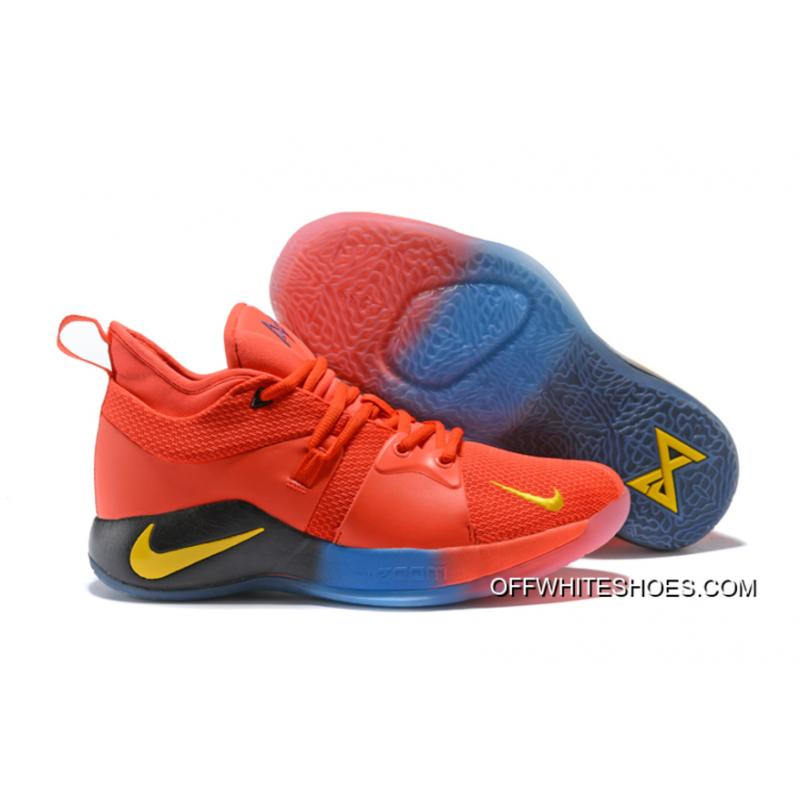 "f1e478607ebad Nike PG 2 ""Orange"" New Release ..."