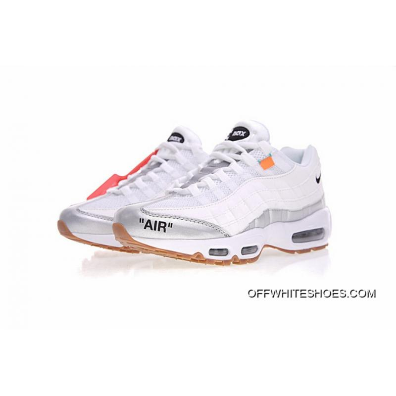 separation shoes b5403 212e0 Virgil Abloh OFF White X Nike Air Max 95 OW 609048-109 Authentic ...